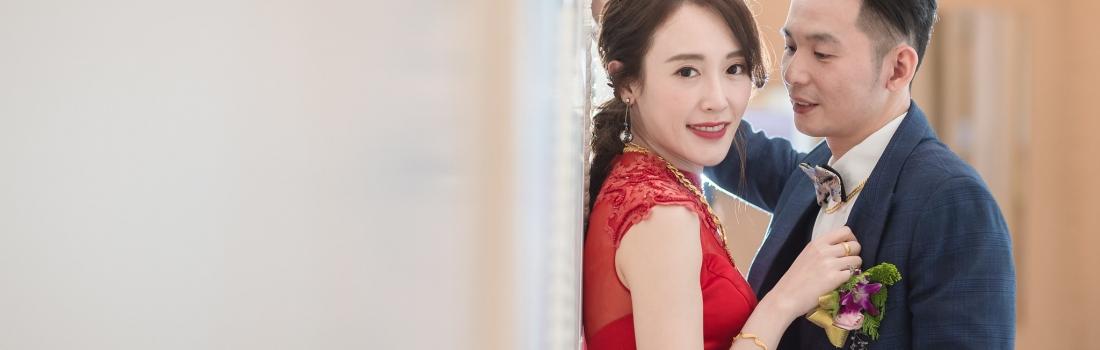 |台北婚攝| 禹傑&宛詩 婚禮紀錄| 新莊典華會館