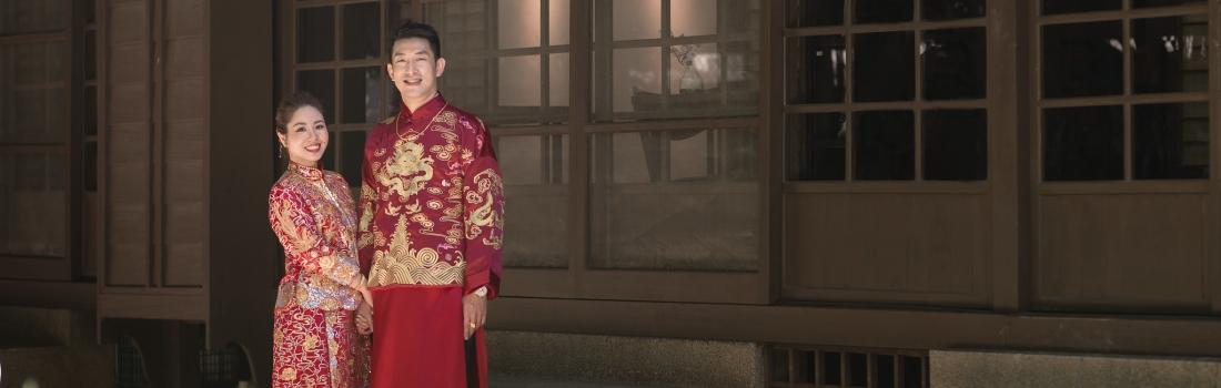 |台北婚攝| 家榮&晨雅 婚禮紀錄| 孫立人將軍官邸