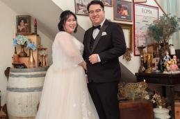 台北婚攝  James&Amber 婚禮紀錄  香頌私宅洋樓