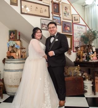 |台北婚攝| James&Amber 婚禮紀錄| 香頌私宅洋樓