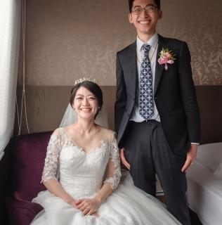  台北婚攝  Molar&Swee 婚禮紀錄  兄弟大飯店