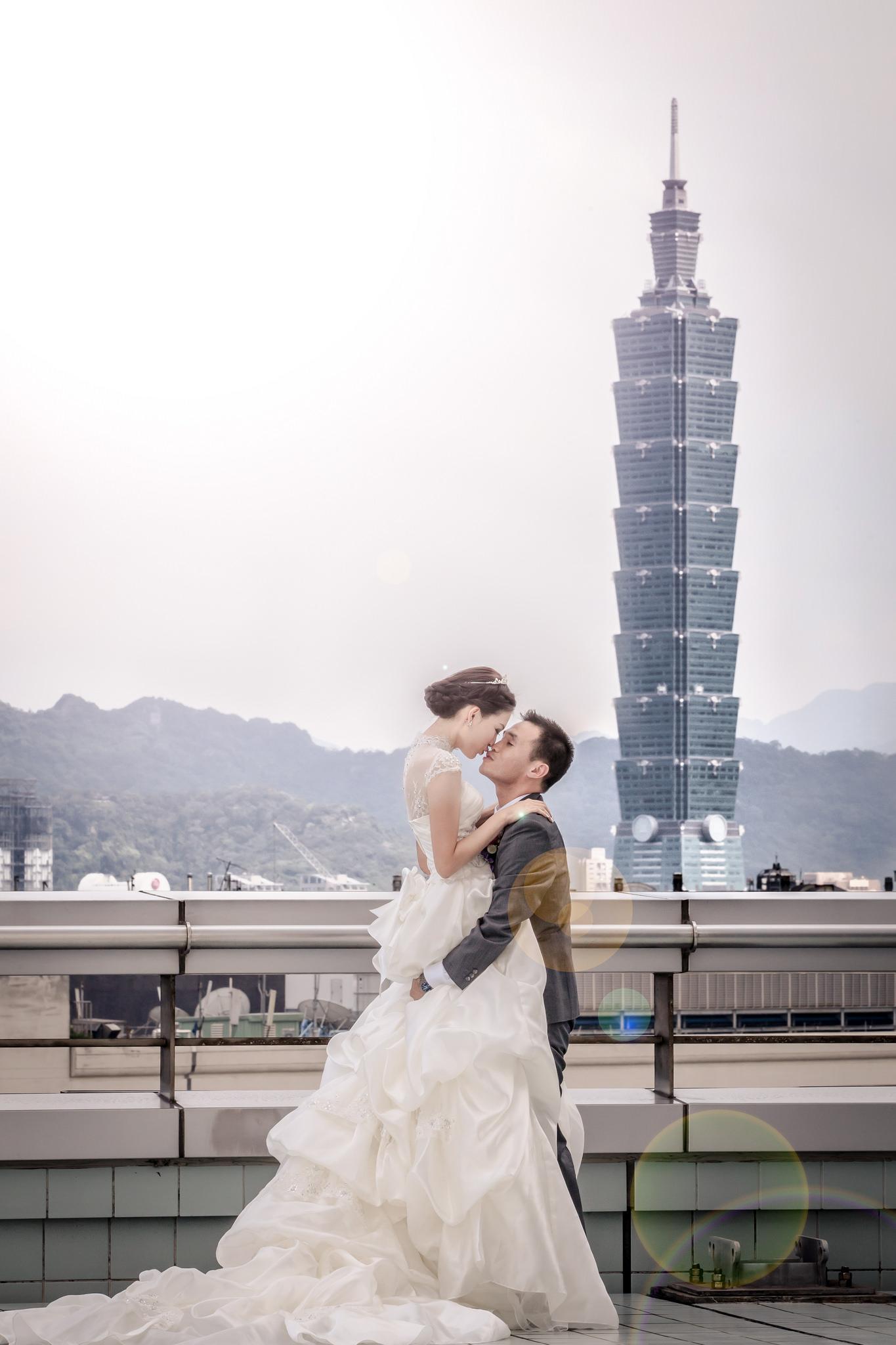 |台北婚攝| 重維&郁婷 婚禮紀錄|大倉久和