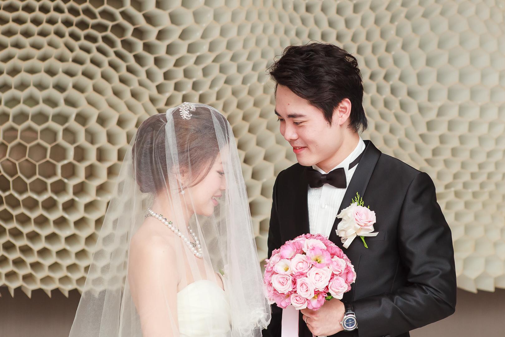 |台北婚攝| Ryan&Qristine 婚禮紀錄|寒舍艾美