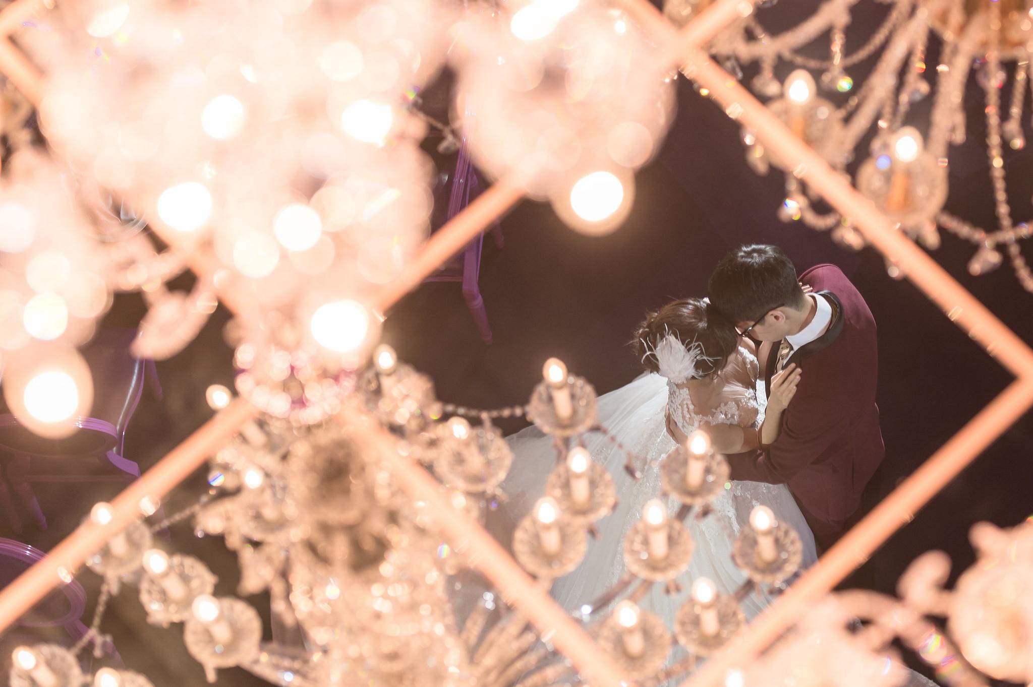 |台北婚攝| 翼陽&丞婷 婚禮紀錄| 大直典華會館